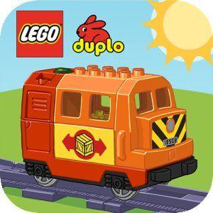 LEGO® DUPLO® Train Lego app, Lego duplo train, Free lego