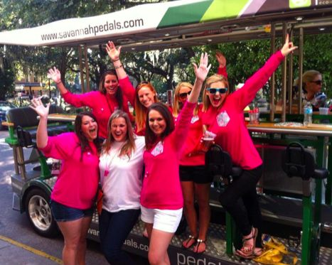 9 best georgia style images on pinterest places to for Good places for bachelorette parties