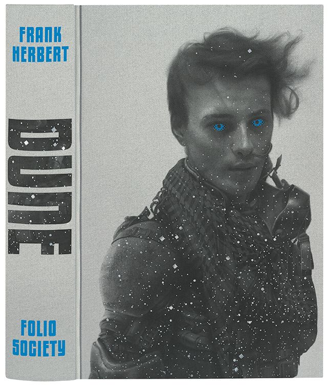 Striking edition of Dune illustrated by Sam Weber