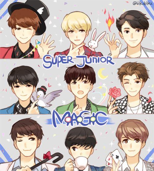 magic super junior - Buscar con Google