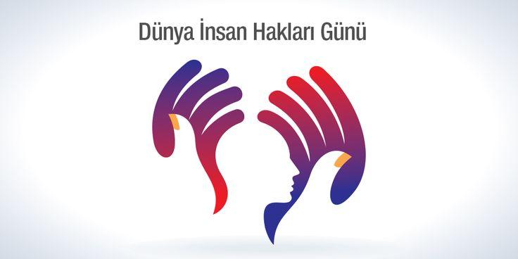Bugün 'Dünya İnsan Hakları Günü'..!  #10aralıkinsanhaklarıgünü