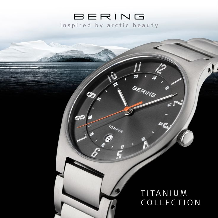 Titanium Collection; BERING; 11739-772