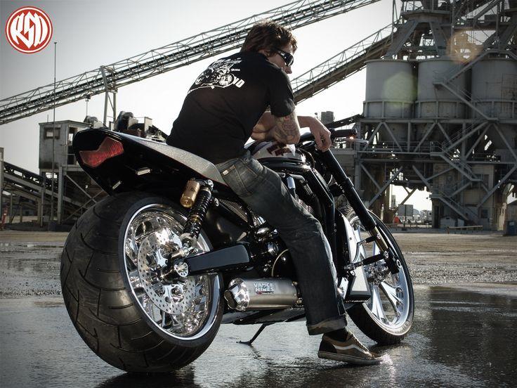Race Rod - Moto Tuning.com