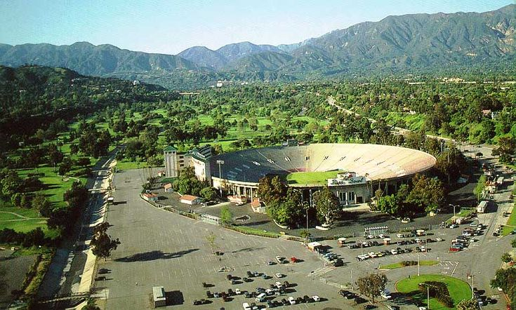 Brookside Park , Pasadena, location of the Rose Bowl Stadium - https://www.facebook.com/pages/I-Love-Pasadena-Ca/318231858289866?ref=hl