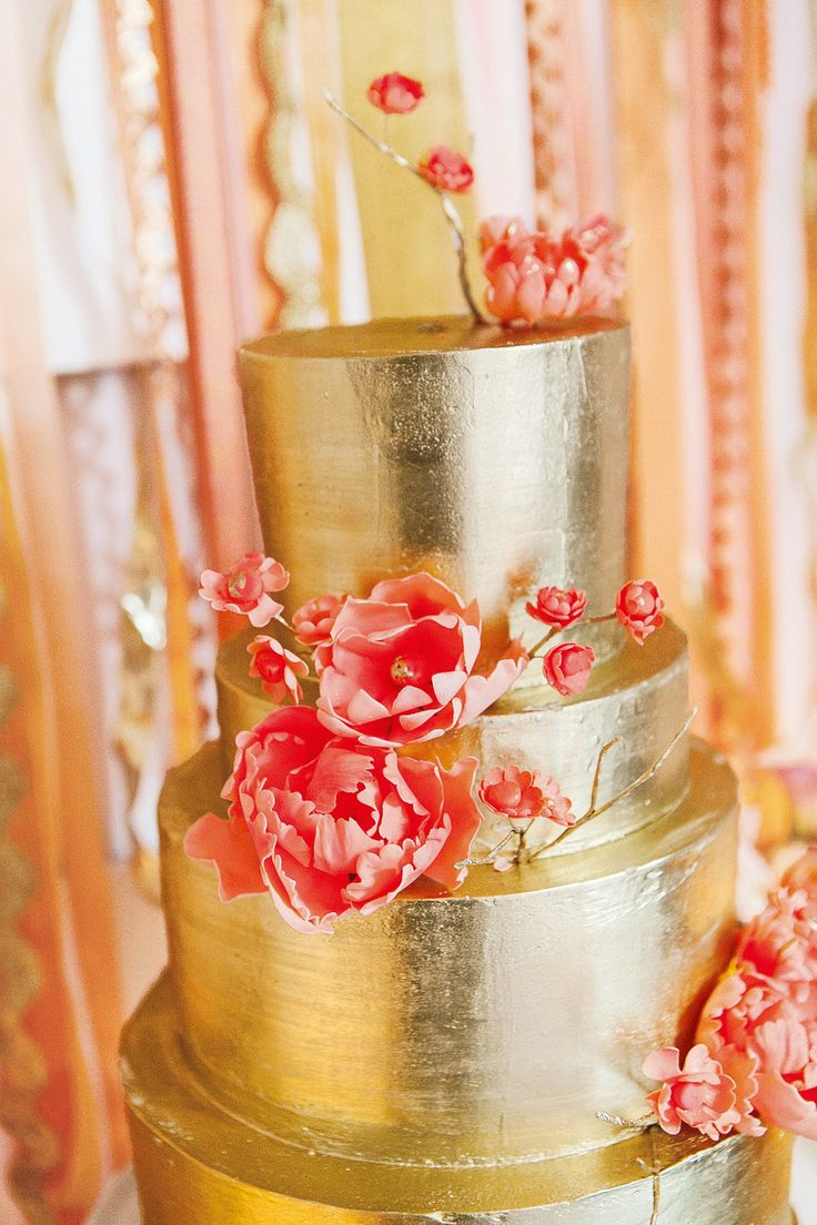 28 best images about High-end wedding in coral, mint and ...