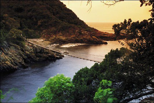Storms River Eastern Cape