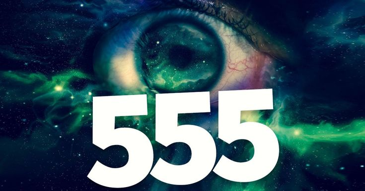 What does angel number 555 really mean?