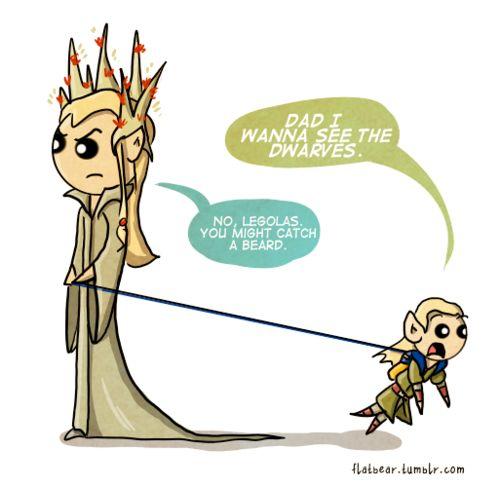 No dwarves for you!