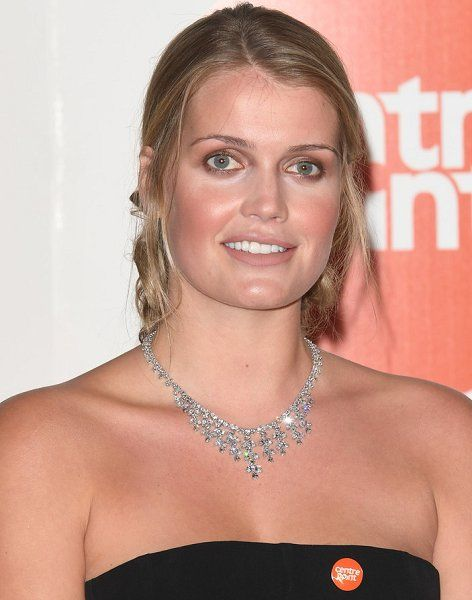 Lady Kitty Spencer attends Centrepoint at the Royal Palace