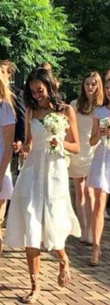Congratulations to  ffirst daughter of the United States, Malia Obama. Malia graduated from high school Friday June 10, 2016 Malia Obama, the President & First Lady's daughter, she graduated from Sidwell Friends. It was an emotional day for the Obamas, but Malia seemed to have the best day ever.