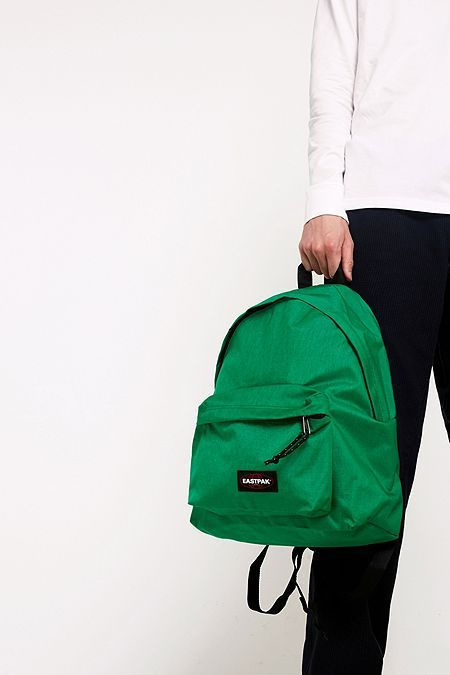 8101acce718 Eastpak Padded Pak'R Parrot Green Backpack | E A S T P A K in 2019 ...
