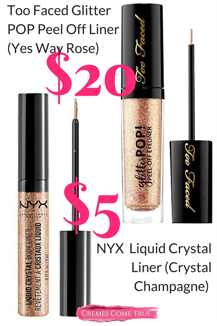 Nyx As Kylie Dupes For 10: Best 25+ Nyx Glitter Eyeliner Ideas On Pinterest
