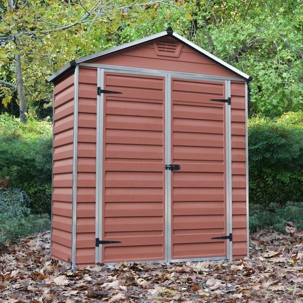 Garden Sheds 6 X 6 best 25+ plastic sheds uk ideas only on pinterest | shed frame