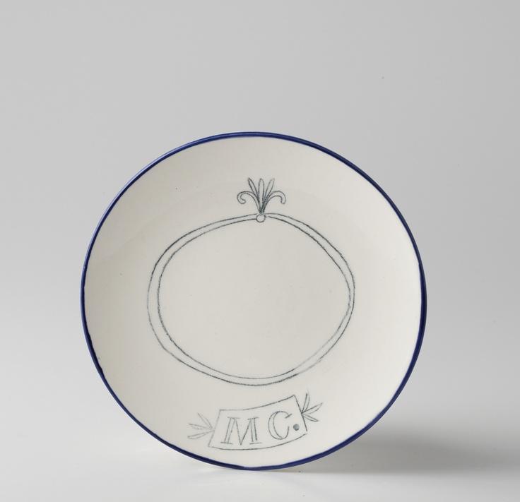 The Merchants Cafe Side Plate