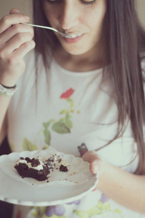 Tiramisú de Brownie con trocitos de Oreo® » SweetMag