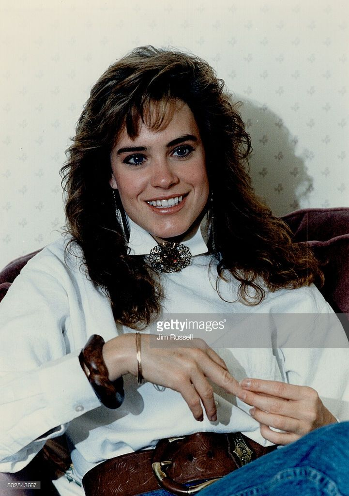 Sins co-star Catherine Mary Stewart seems to be a shoo-in for any ingenue role in a mini-series.