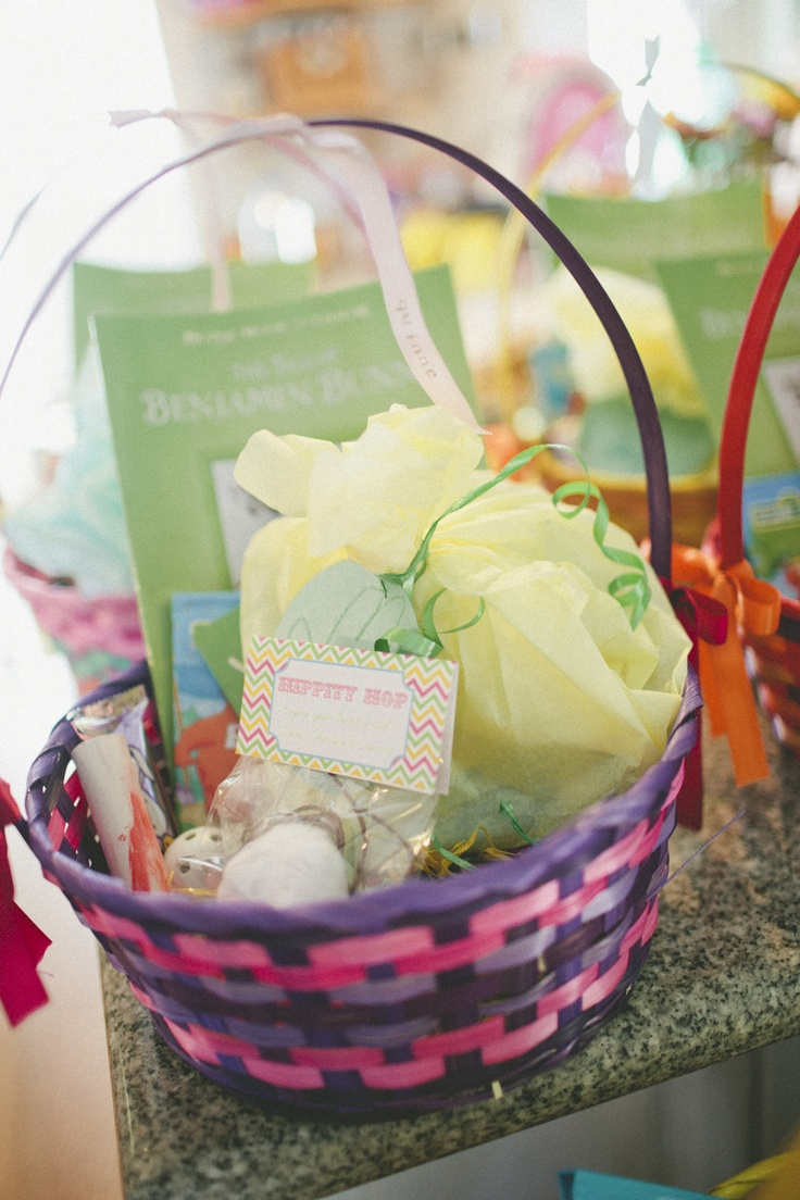 205 best easter craft ideas images on pinterest easter crafts the easiest easter play date bring a treat for each basket dollar target negle Gallery