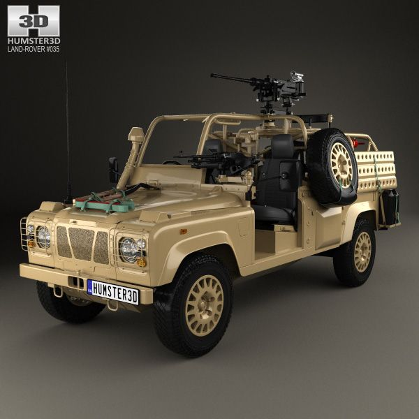 Land Rover Range Rover L405 2014 3d Model From Humster3d: 1000+ Images About WWW Mezzi Militari Dopo WWII On