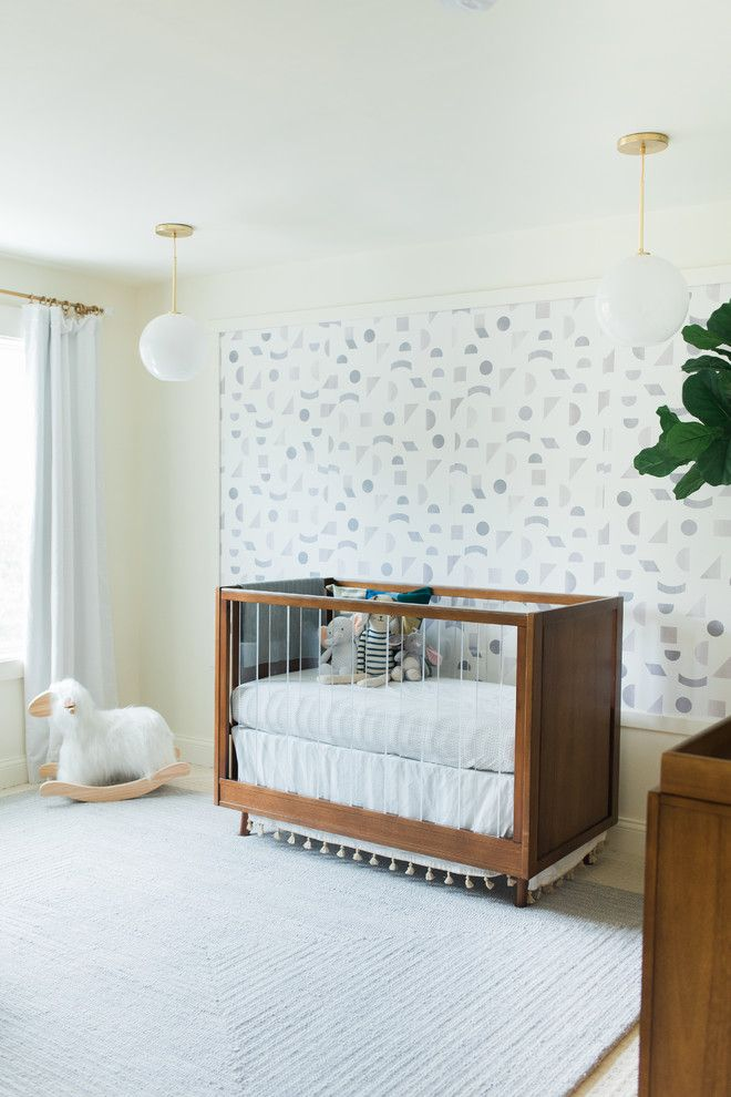 Mid Century Modern Nursery Styles Pictures