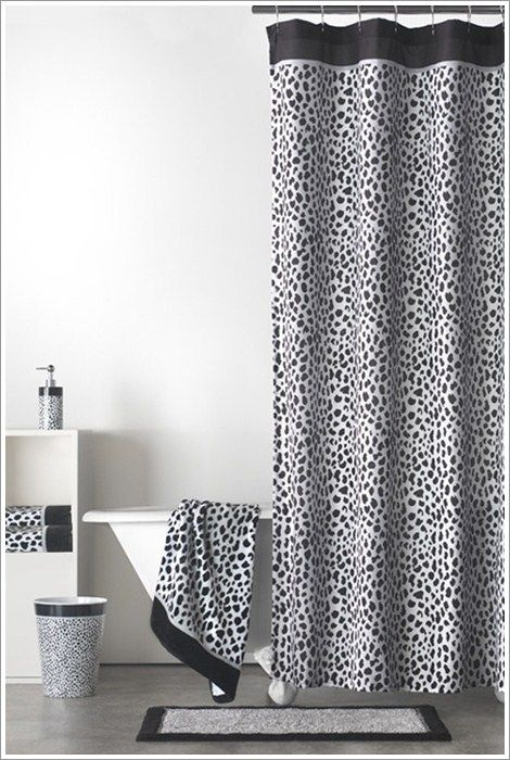 Best Animal Print Bathroom Images On Pinterest Animal Print - Zebra bath towels for small bathroom ideas