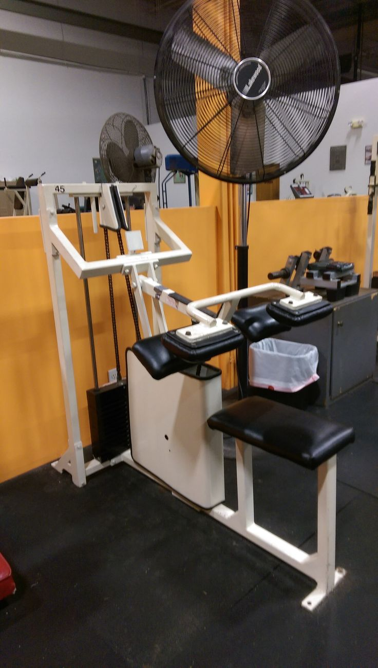 Used fitness equipment and used exercise equipment for sale!