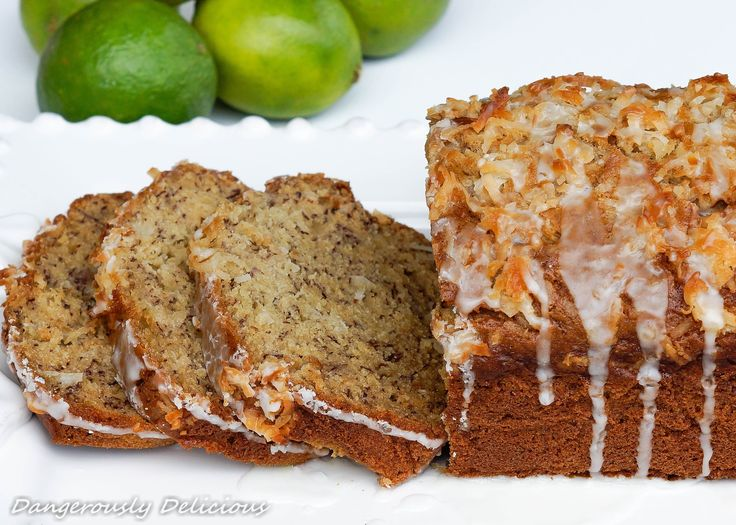 This banana bread recipe is like no other I have ever tasted! It is sweet and moist on the inside with a tangy deliciousness drizzled on the outside.  You may never want to  try another banana bread recipe again. I know I haven't!  It's what you don't see in this picture that really defines just…