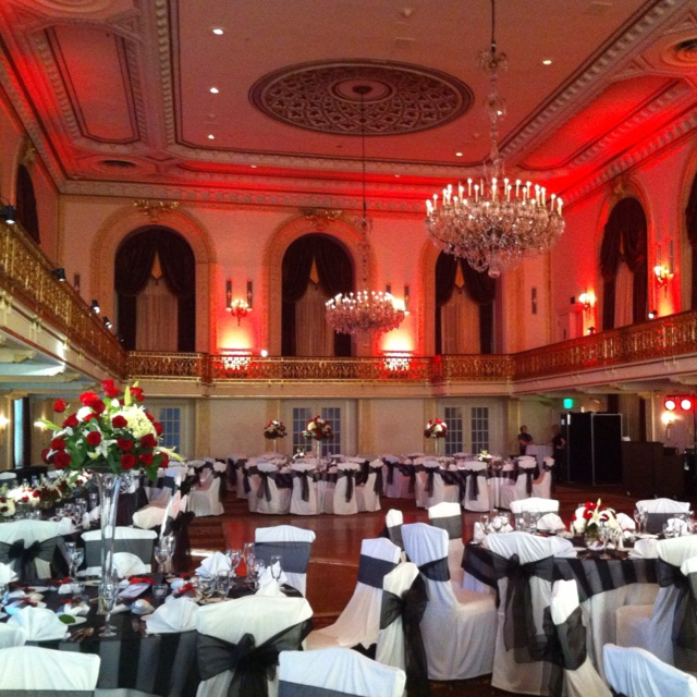 wedding reception ballroom pittsburgh pa