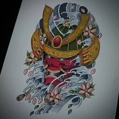 Finished this warrior today  #tattoo #tattooart #tattoocollective #uktta…