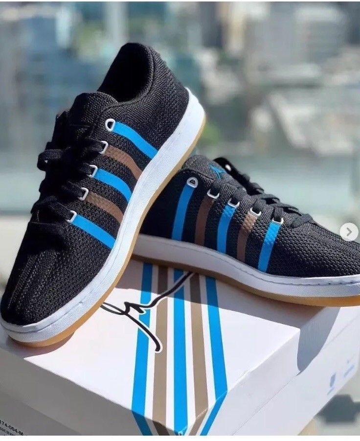 318f3bc9ac2 K-Swiss Gary Vee 003 Dark Clouds And Dirt Shoe Limited Edition Size 7.5   fashion  clothing  shoes  accessories  mensshoes  athleticshoes (ebay link)