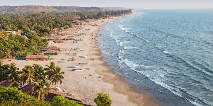 Voos entre Lisboa e Goa, Índia