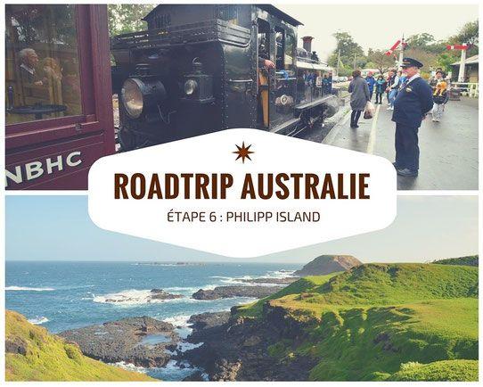 RoadTrip en Australie : Les pingouins de Philipp Island ! - Trip85 - Blog Voyage