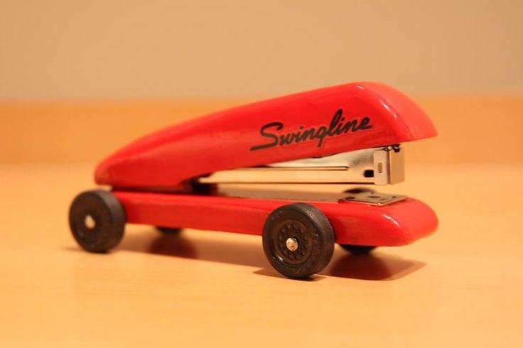 red Swingline stapler (Office Space)