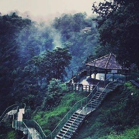 Jog falls, Gokarna,India