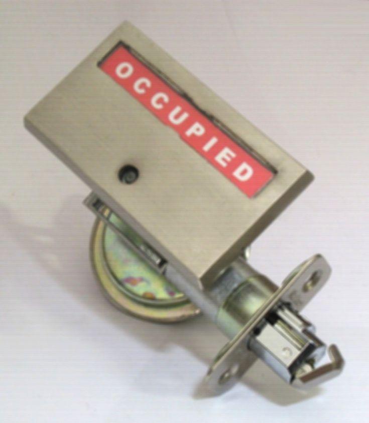 Pocket Door Amp Barn Door Privacy Indicator Deadbolt Lock