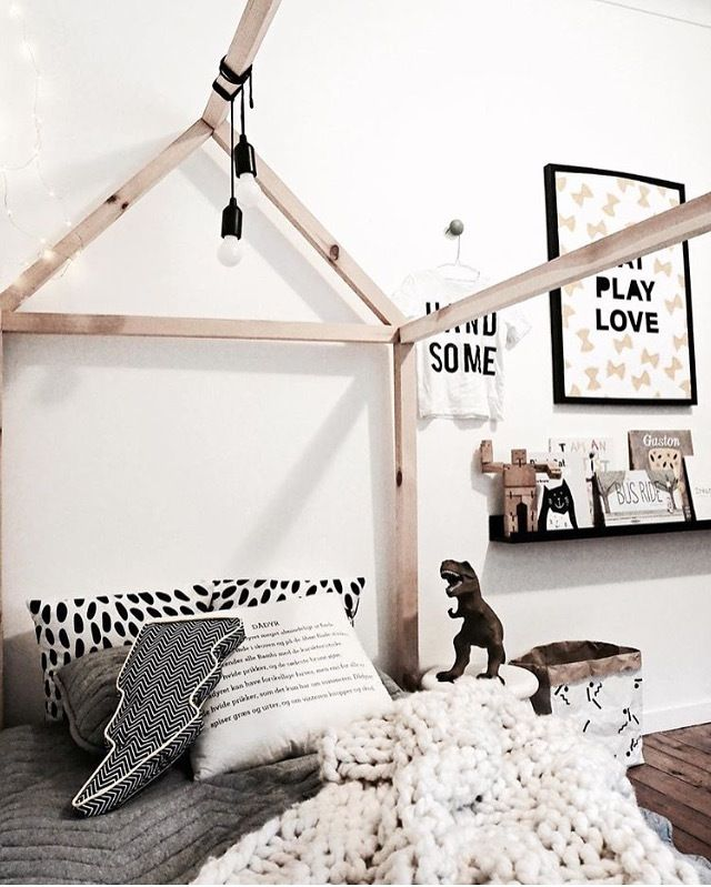 Image of King Single Size Haus Bed