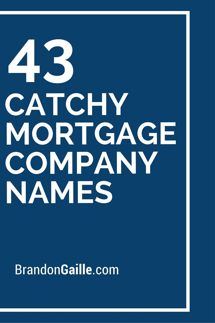 how to get a mortgage in a business name