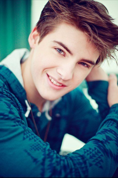 Cody Christian as Mike Montgomery from Pretty Little Liars