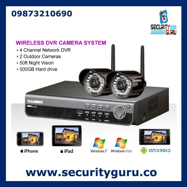 Bullet CCTV Camera, Indoor CCTV Camera, CCTV Security Cameras, Wireless Surveillance System, Security Camera Systems, Wireless Camera and many more Security Cameras products at affordable rate with us.