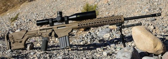 Ruger Precision Rifle (RPR) 6.5 creedmoor