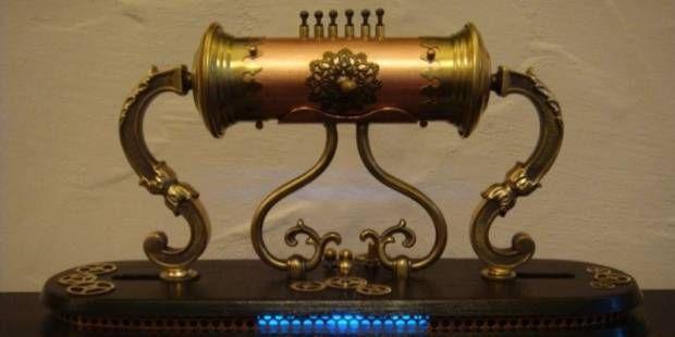 Steampunk Style: Victorian sound tube