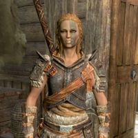 Mjoll the Lioness is a Nord vigilante. She has traveled Tamriel extensively and claims to be as...
