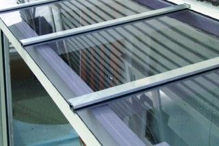 ClearVue polycarbonate roofing