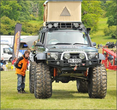2004 Landrover Discovery Ii: 1000+ Images About Land Rover / Overlanding On Pinterest