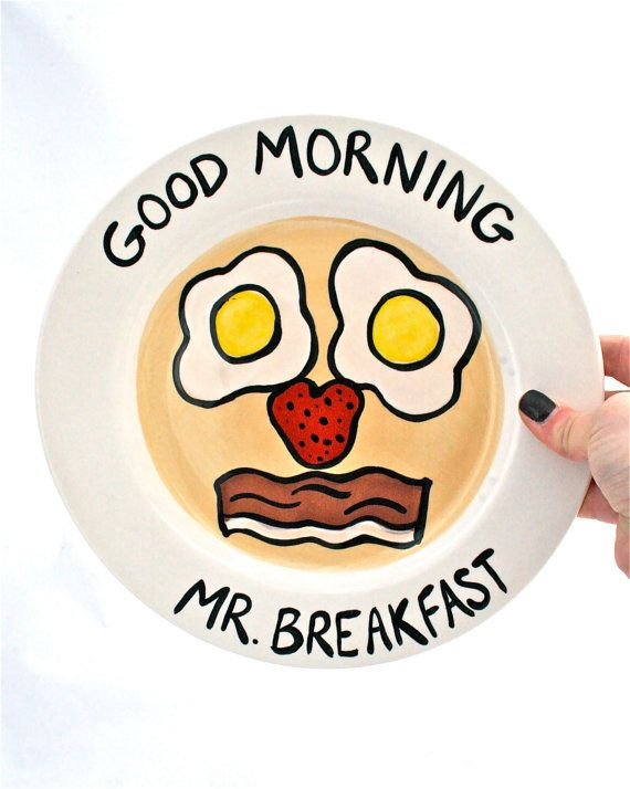 MOM THIS IS AWESOME  Etsy listing at https://www.etsy.com/listing/181554394/new-pee-wee-herman-inspired-pancake-eggs
