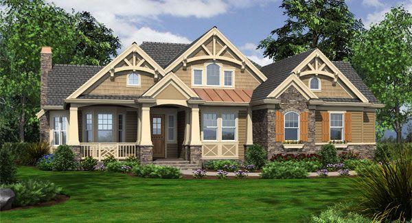 This 1 story Cottage features 3020 sq feet. Call us at 866-214-2242 to talk to a House Plan Specialist about your future dream home!