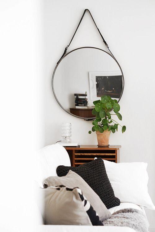 Smaakmaker: de ronde spiegel | ELLE Decoration NL