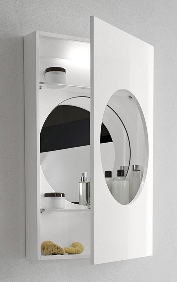 Bathroom Furniture Illuminated Mirror Cabinet By Hastings Marathi 2