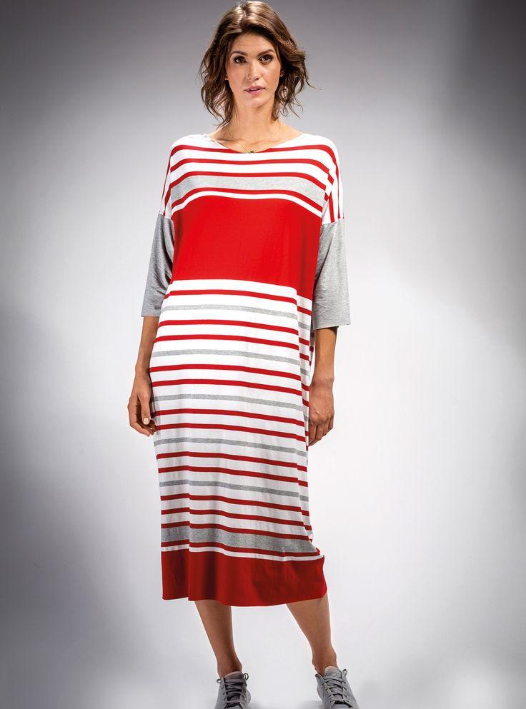 #długasukienka #oversize #letnia #wpaski #wyszczuplająca w talii #modaautorska #slowfashion #mapepina #dresses