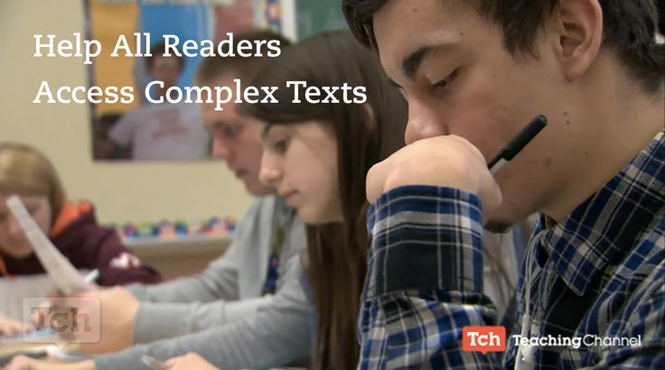 Text complexity is an important part of the Common Core State Standards, so how can we help all students access complex texts? Ryan McCarty has some ideas.