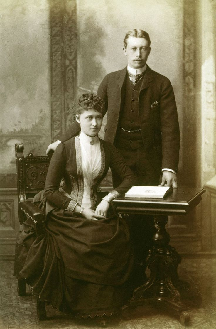 29 Best Images About Irene Of Hesse Alexandra S Sister
